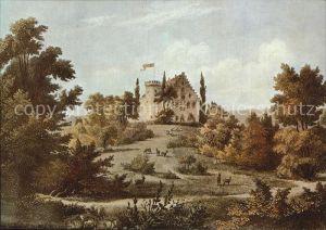 Coburg Schloss Rosenau Kat. Coburg