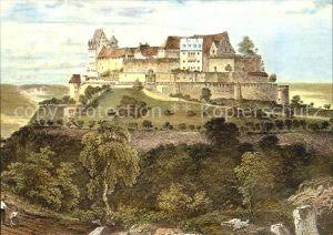 Coburg Festung Kat. Coburg