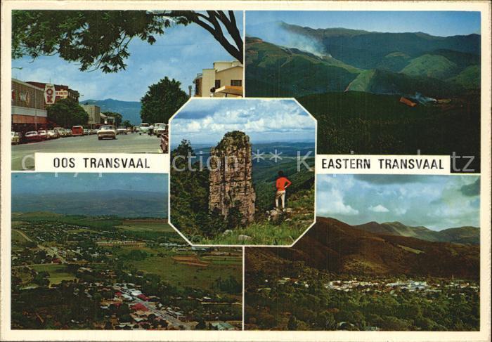 Eastern Transvaal White River The Pinnacle Kat. Suedafrika