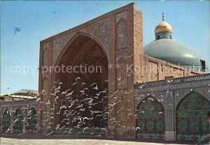 Teheran Shah Mosque Kat. Iran