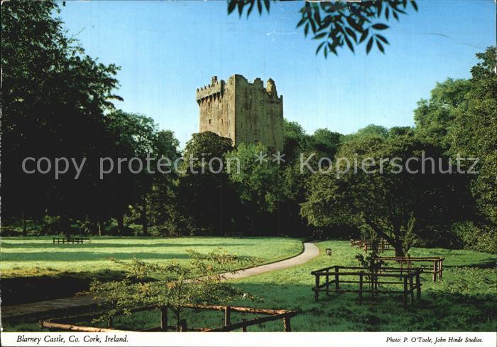 Cork Blarney Castle Kat. Cork