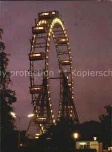 Wien Riesenrad im Prater Kat. Wien
