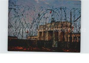 Berlin Brandenburger Tor nach 1961 Kat. Berlin