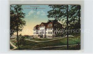 Jonsdorf Erholungsheim des Verbandes suedlausitzer Krankenkassen Kat. Kurort Jonsdorf