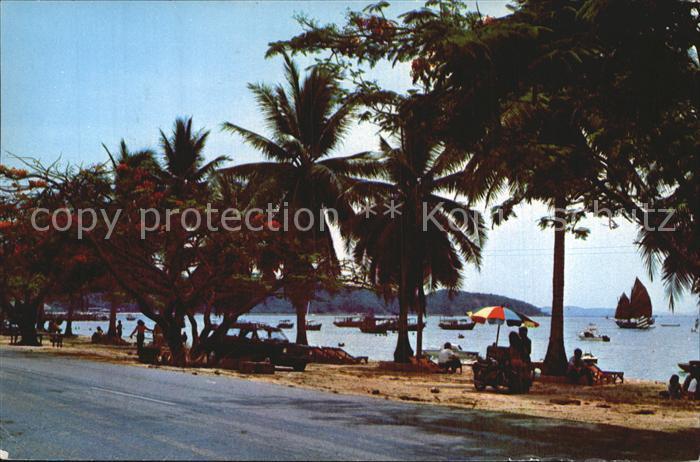 Chonburi Phataya sea side Kat. Chonburi