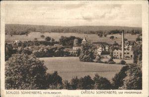 Carspach Chateau Sonnenberg / Carspach /Arrond. d Altkirch