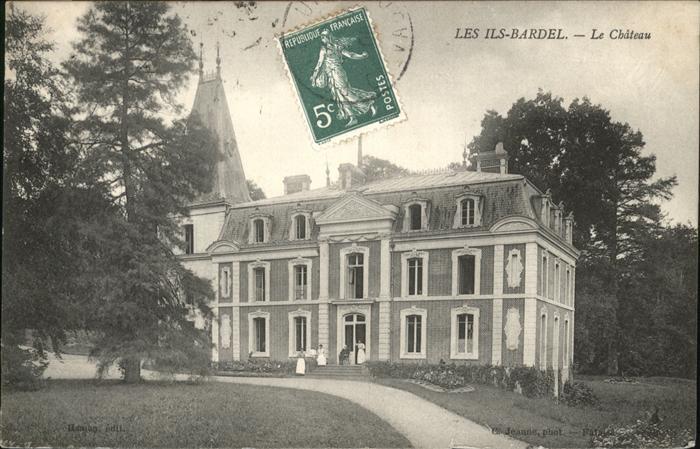 Les Isles-Bardel Chateau / Les Isles-Bardel /Arrond. de Caen