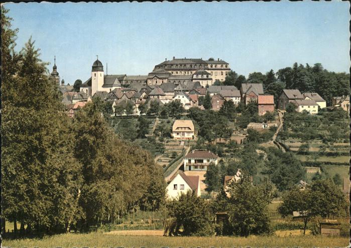 Bach Westerwald Fliegeraufnahme Nisterau