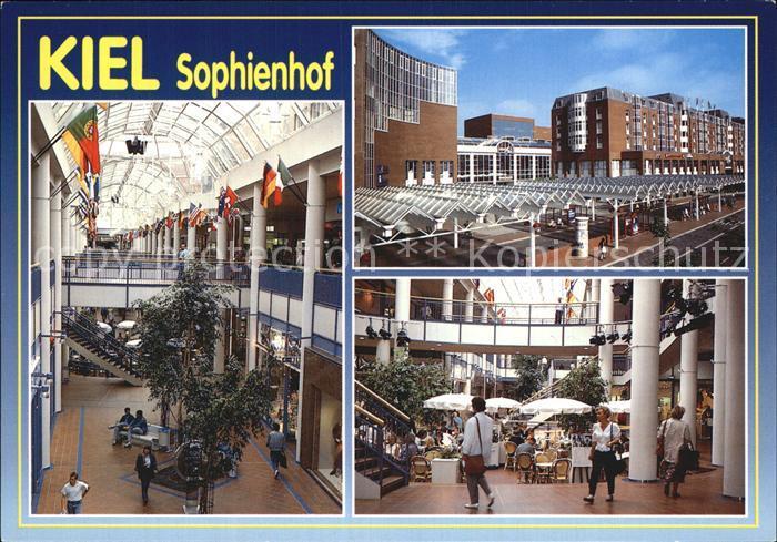 Kiel Sophienhof Kat. Kiel