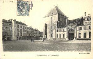 Corbeil Essonnes Place Galignani Kat. Corbeil Essonnes