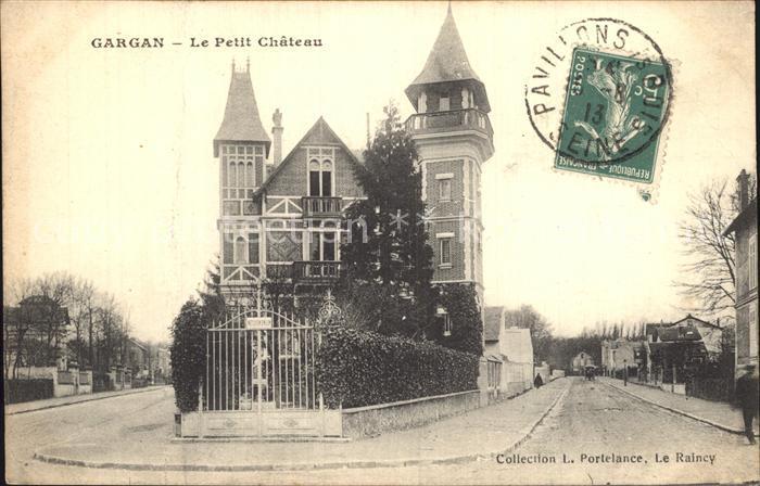 Gargan Livry Le Petit Chateau