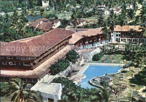 Bentota Sri Lanka Beach Hotel Pool Kat. Ahungalla