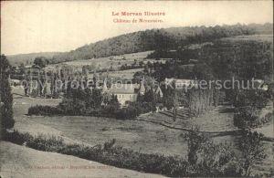 Menessaire Chateau Collection Le Morvan illustre Kat. Menessaire