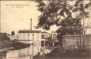 Saint Nicolas de Port Les Moulins  Kat. Saint Nicolas de Port
