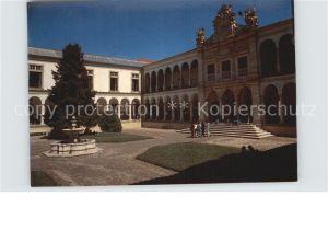 Evora Patrimonio Mundial Universidade Kat. Evora