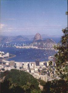 Rio de Janeiro Panorama Kat. Rio de Janeiro