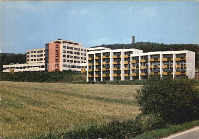 Lebach Klinik Krankenhaus Kat. Lebach