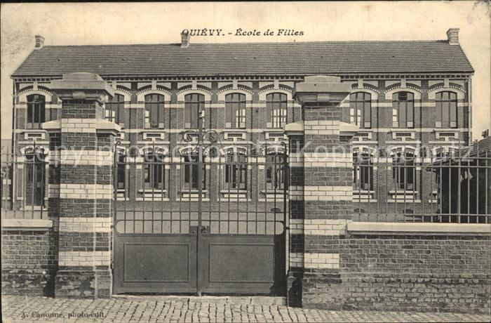 Quievy Ecole de Filles Kat. Quievy