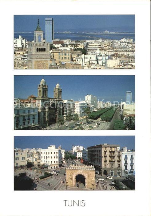 Tunesien Panorama Kat. Tunesien
