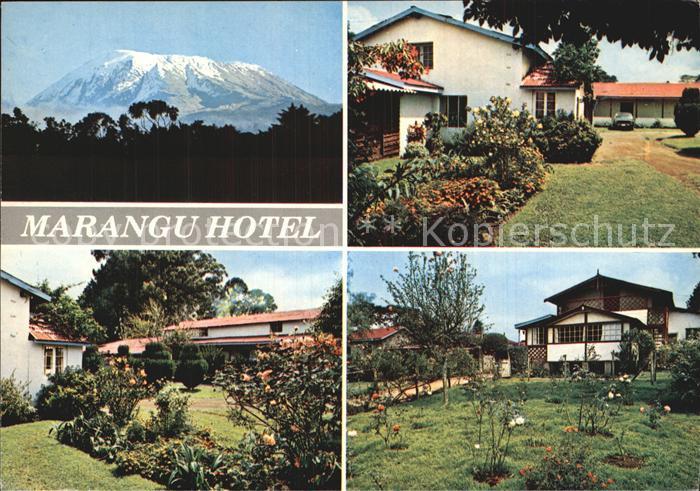 Tansania Marangu Hotel Kilimanjaro  Kat. Tansania