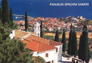 Samos Panorama Panorama  Kat. Samos