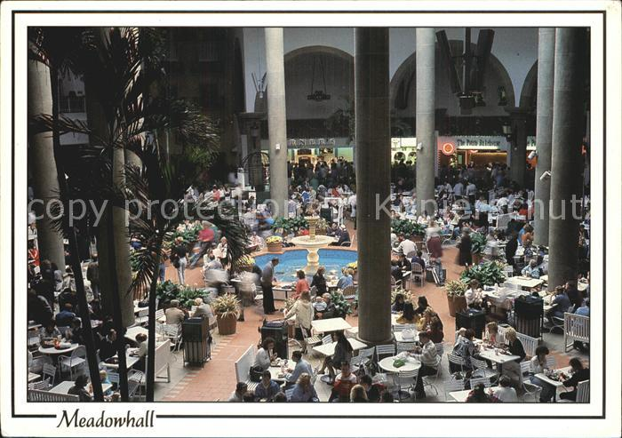 Sheffield The Oasis Food Court Meadowhall Centre Kat. Sheffield