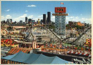 Toronto Canada Canadian National Exhibition The Flyer Kat. Ontario