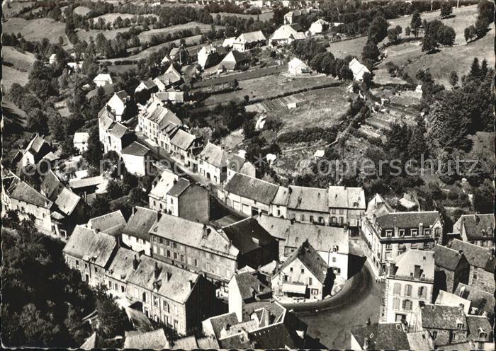 Rochefort Montagne Vue generale du haut de la Ville vue aerienne Kat. Rochefort Montagne