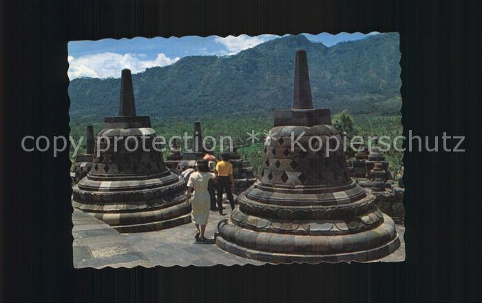 Bandung Borobudur Temple Kat. Bandung Bandoeng