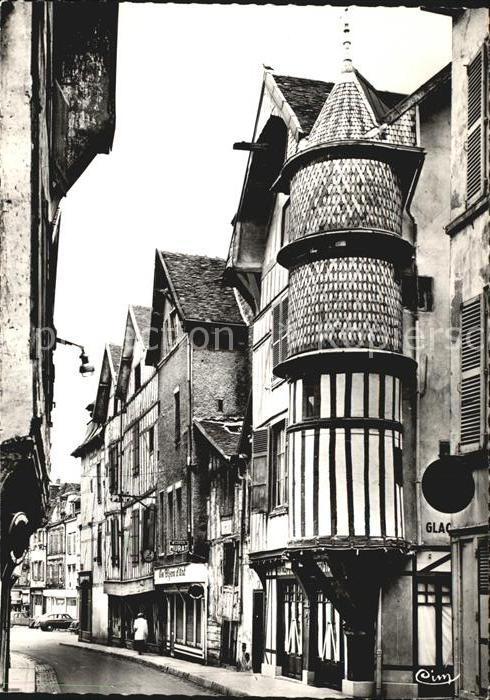 Troyes Aube La Tour de L Orfevre Kat. Troyes