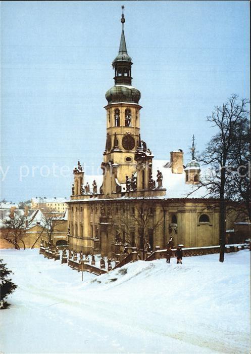 Praha Prahy Prague Loretta Kirche Kat. Praha