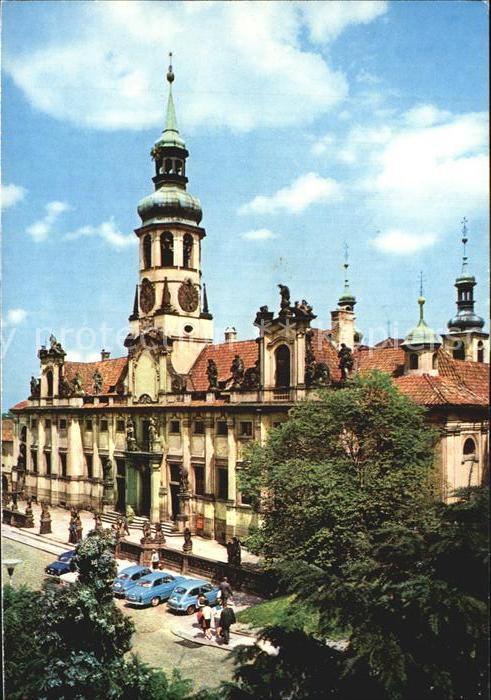 Praha Prahy Prague Loreta Kirche Kat. Praha