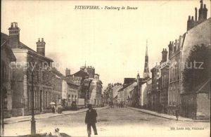 Pithiviers Loiret Faubourg de Beauce Kat. Pithiviers