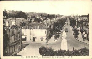 Bar le Duc Lothringen Boulevard de la Rochelle Monument Kat. Bar le Duc