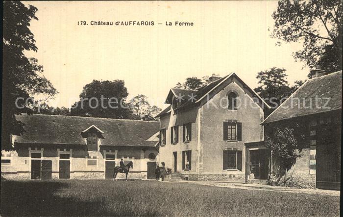 Auffargis Chateau La Ferme Kat. Auffargis
