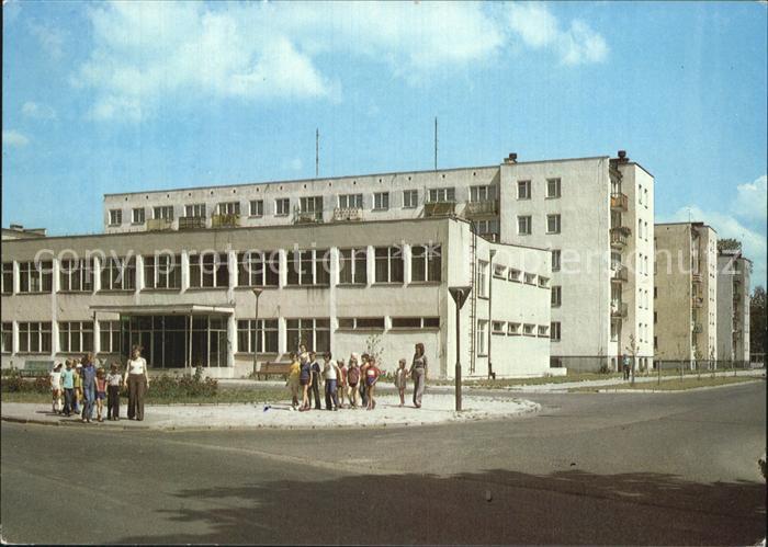 Miedzyrzecz Osiedle mieszkaniowe Centrum Kat. Meseritz Ostbrandenburg
