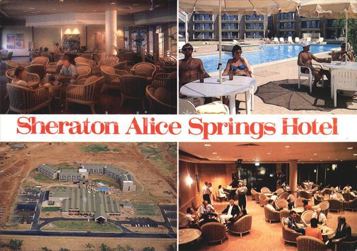 Alice Springs Hotel Sheraton Kat. Alice Springs