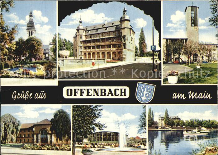 Offenbach Main  Kat. Offenbach am Main 0