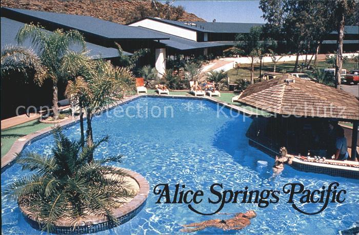 Alice Springs Alice Springs Pacific Resort Kat. Alice Springs