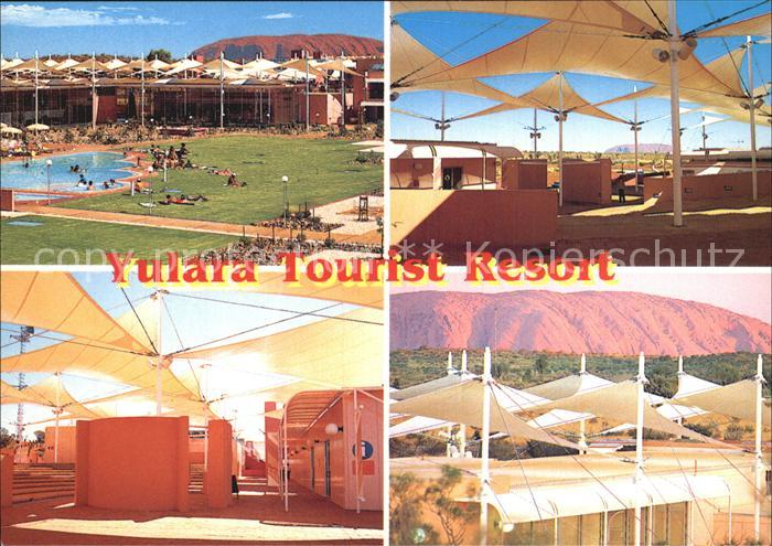 Yulara Tourist Resort Kat. Ayers Rock Resort