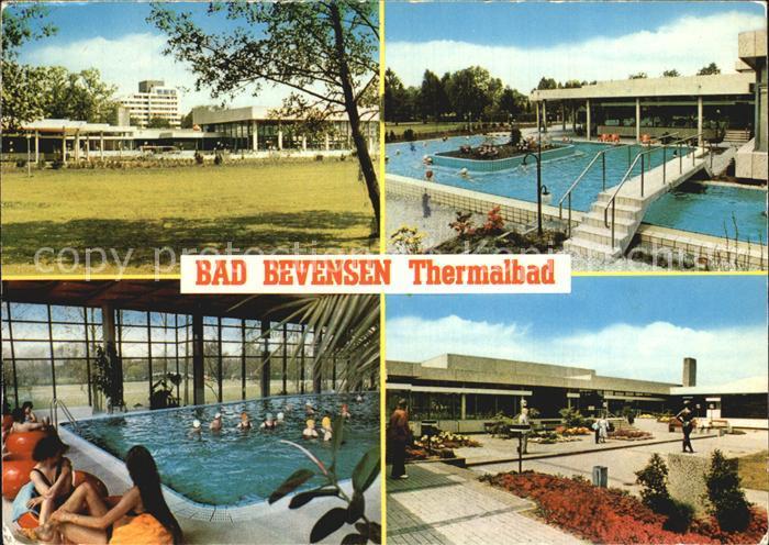Bad Bevensen Thermalbad Kat. Bad Bevensen