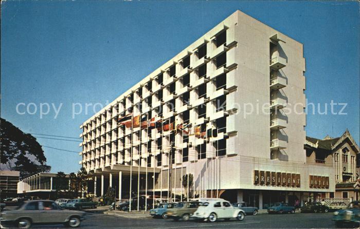 Thailand President Hotel Kat. Thailand