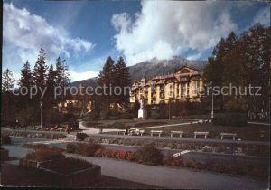 Stary Smokovec Hohe Tatra Hotel Grand  Kat. Slowakische Republik