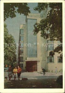 Kaliningrad Bibliothek  Kat. Kaliningrad