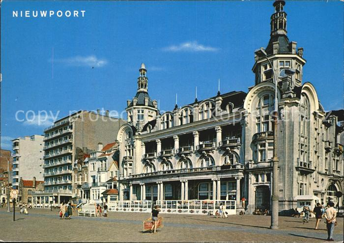 Nieuwpoort bad kasino hotel lagache architekt 1924 kat nr - Architekt luxemburg ...