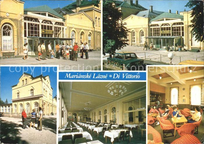 Marianske Lazne ROH Di Vittorio  Kat. Marienbad