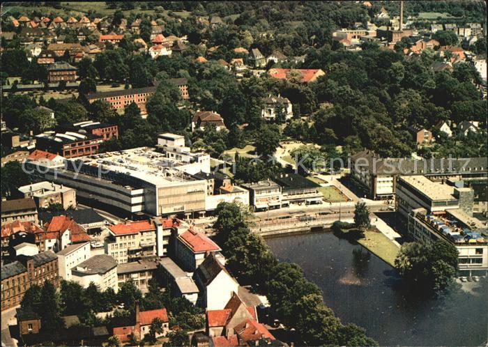 Neumuenster Schleswig Holstein Luftaufnahme Kat. Neumuenster