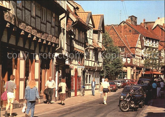 Braunschweig Oelschlaegern Traditionsinsel Magniviertel Kat