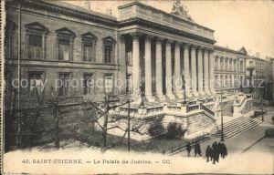 Saint Etienne Loire Palais de Justice Kat. Saint Etienne