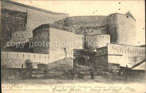 Sedan Ardennes La Citadelle pendant l occupation allemande 1870 71 Kat. Sedan